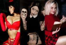 Halloween Waifus Cosplay