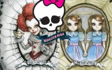 Monster High Stephen King