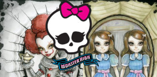 Monster High Stephen King