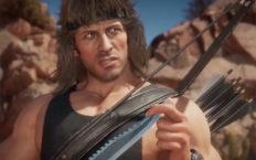 Rambo Mortal Kombat 11