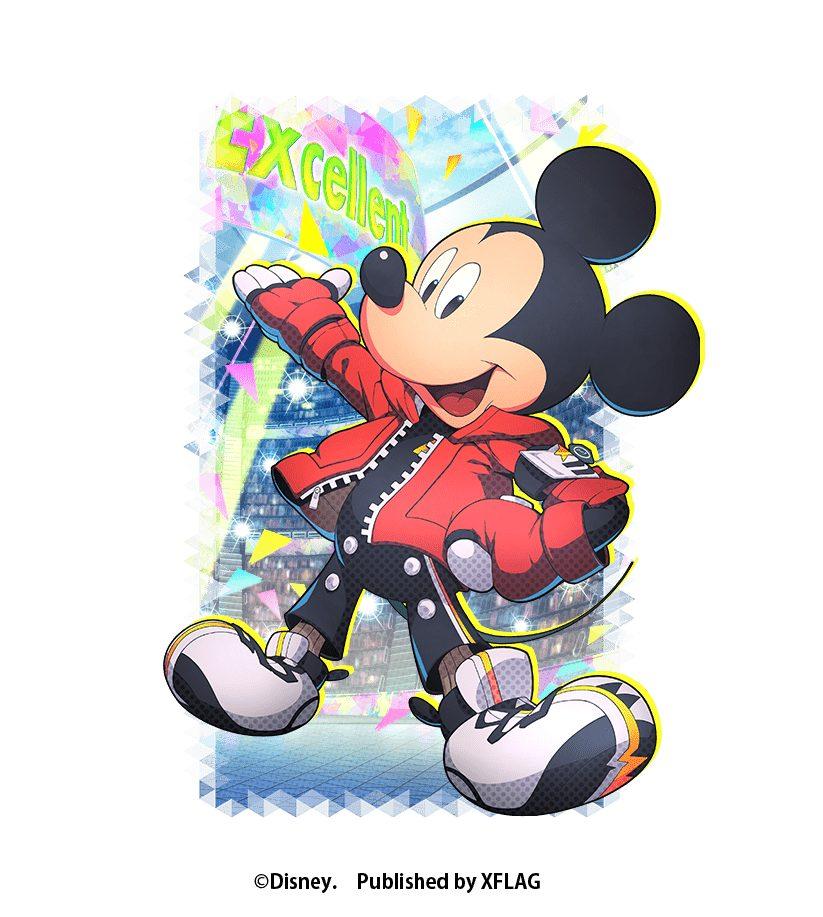 Disney Anime Mickey