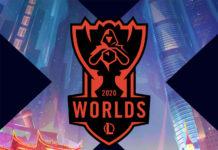 League of Legends Worlds 2020