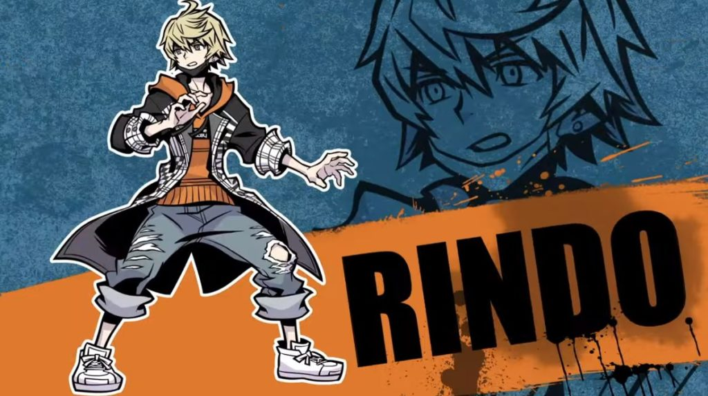 Rindo, protagonista de Neo: The World Ends With You