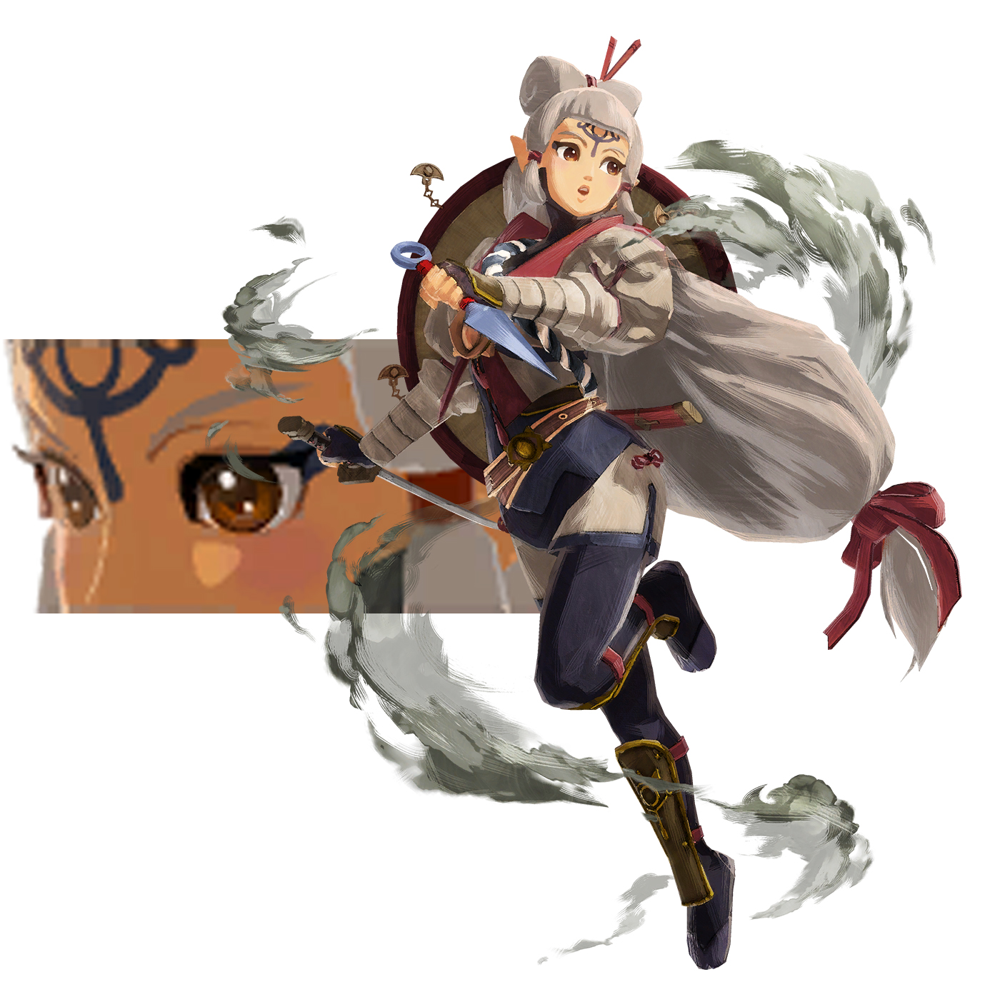 Hyrule Warriors: Age of Calamity — Impa