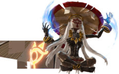 Hyrule Warriors: Age of Calamity — Maz Koshia