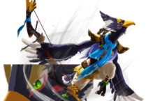 Hyrule Warriors: Age of Calamity — Revali