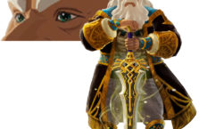 Hyrule Warriors: Age of Calamity — Rey Rhoam