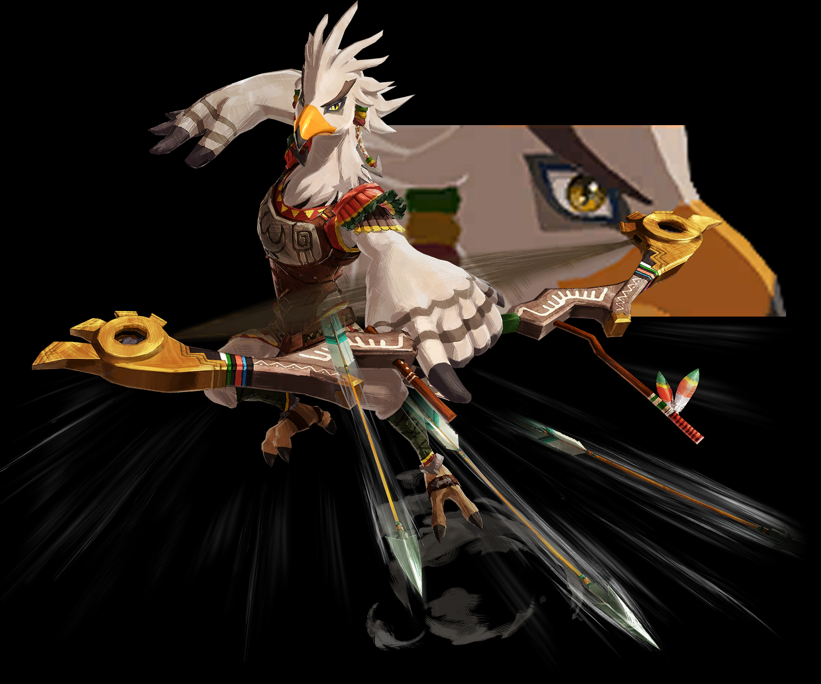 Hyrule Warriors: Age of Calamity — Teba