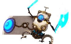Hyrule Warriors: Age of Calamity — Terrako