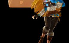 Hyrule Warriors: Age of Calamity — Zelda