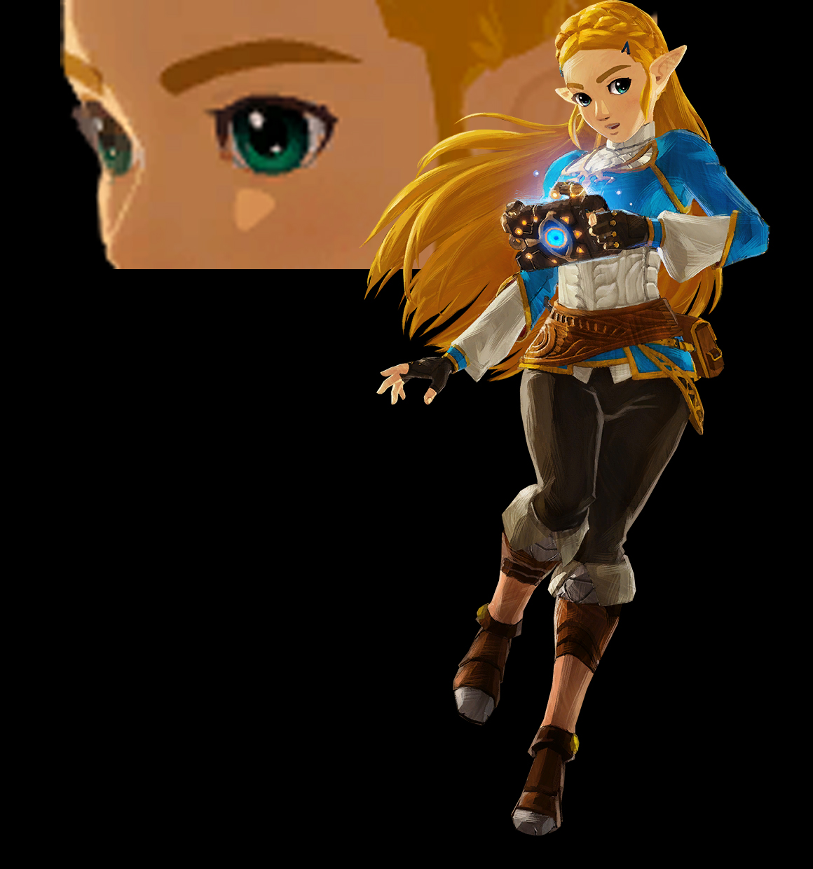 Hyrule Warriors: Age of Calamity — Zelda