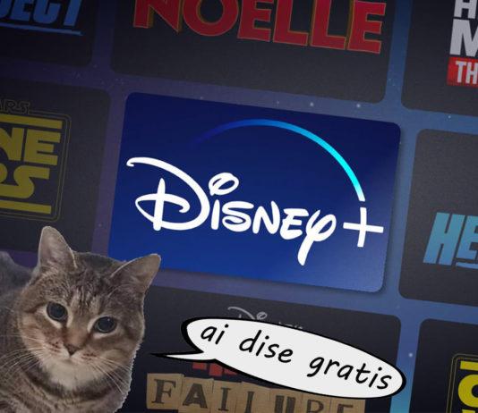 Disney+ gratis Disney plus