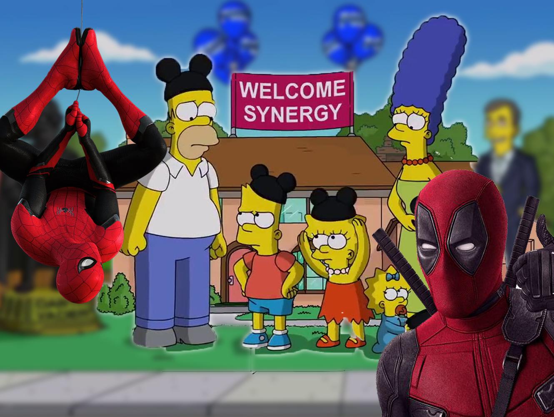 Los Simpson en Disney+