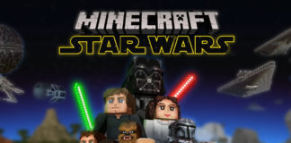 Minecraft Star Wars