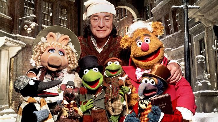 Un cuento de Navidad con los Muppets