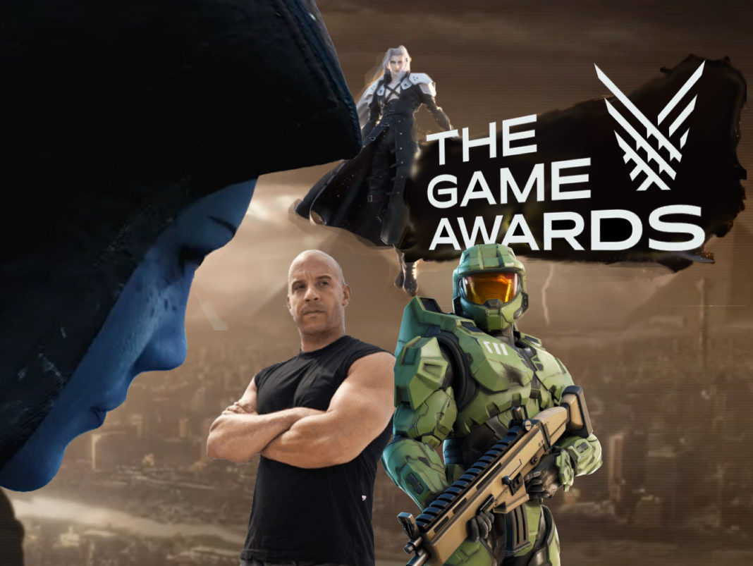 the game awards anuncios