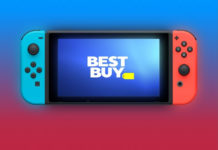 Best Buy Nintendo Switch