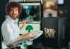 Bob Ross llega a Magic the Gathering