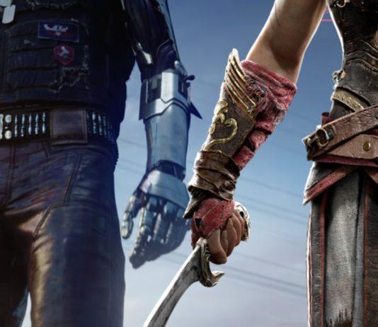 Cyberpunk 2077 y Assassin's Creed Odyssey