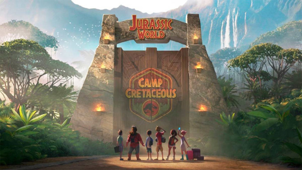 Jurassic World Campamento Cretácico