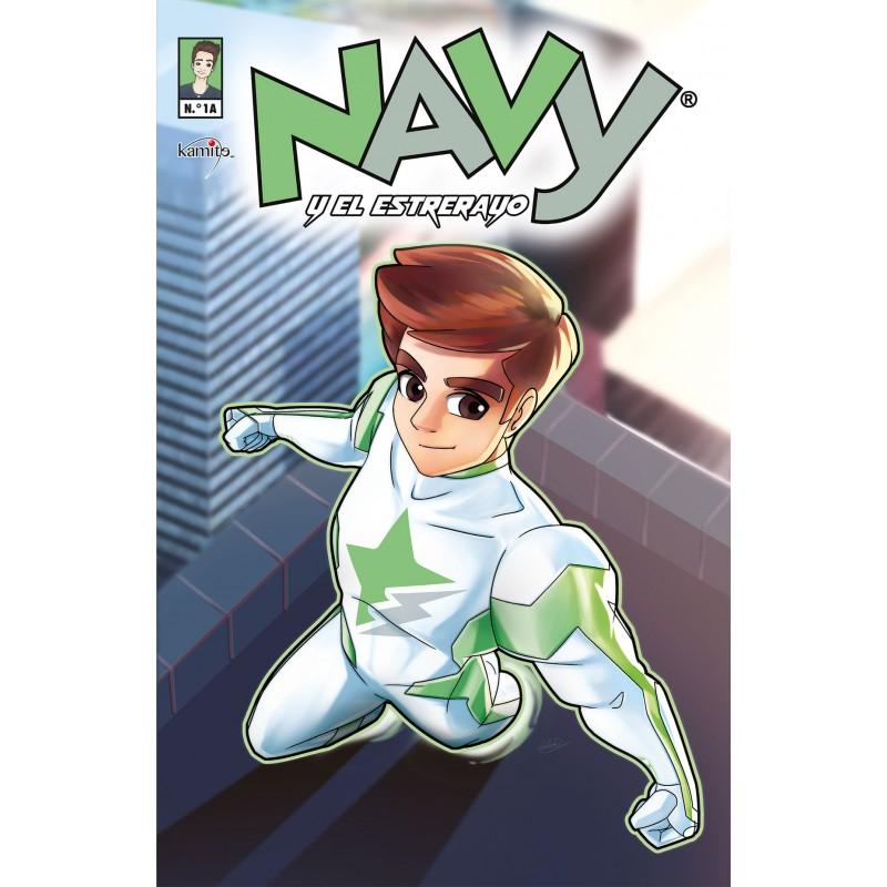 Cómic de Andrés Navy