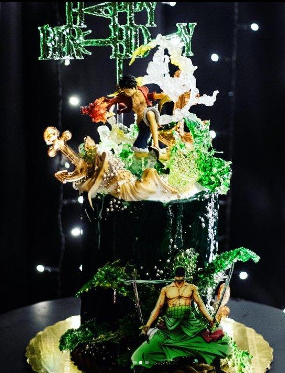 Belinda Otaku pastel One Piece