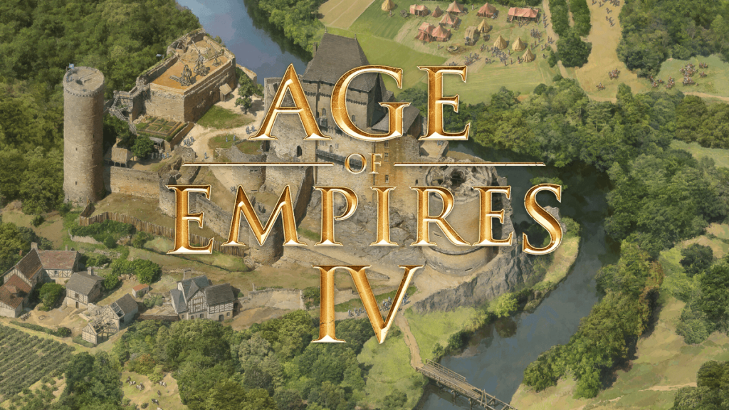 Logo Age of Empires 4