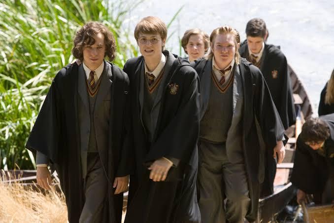 Una serie de Harry Potter