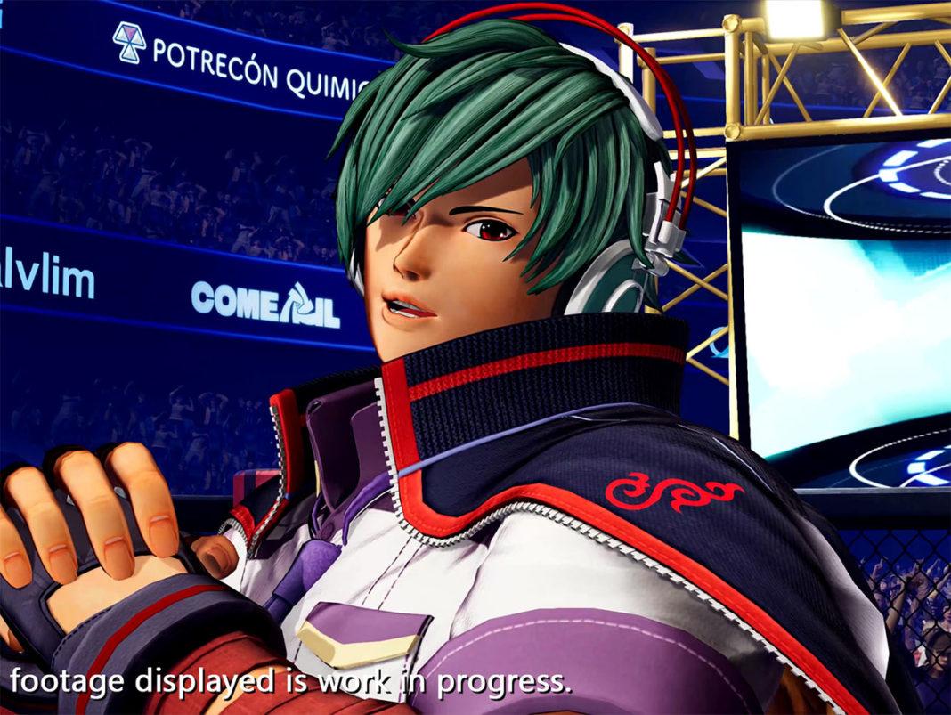 The King of Fighters XV Shun'ei