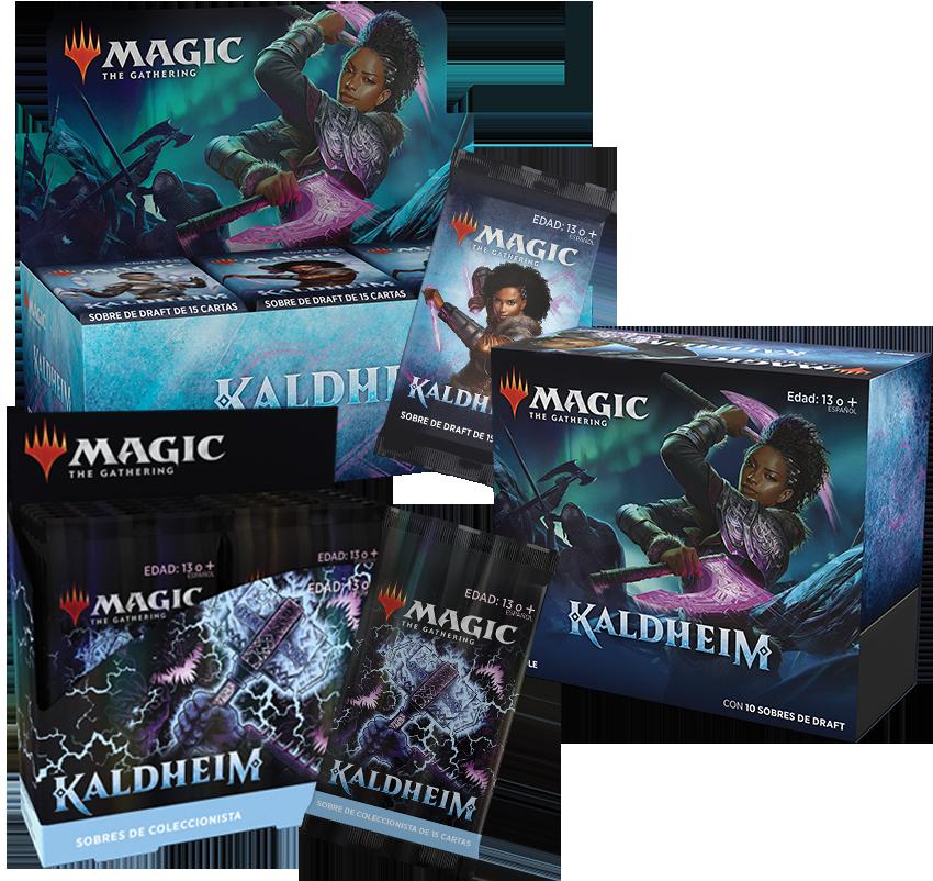 Kaldheim Magic The Gathering
