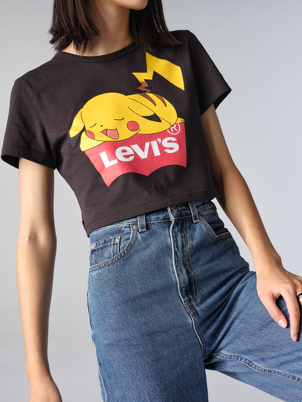 Pokémon y Levi's