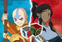 Avatar Aang y Korra