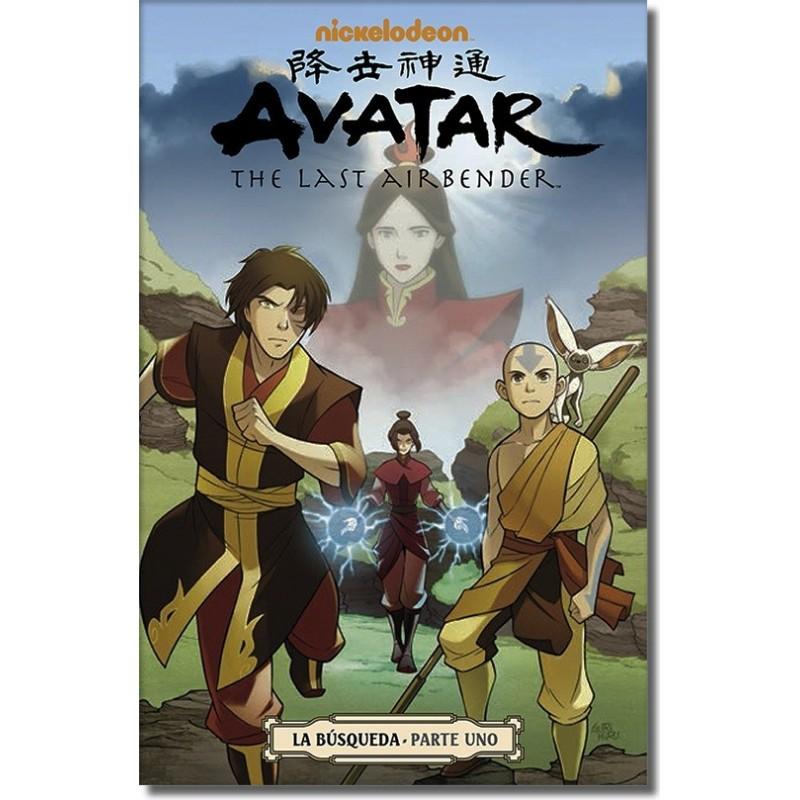 Avatar: La búsqueda