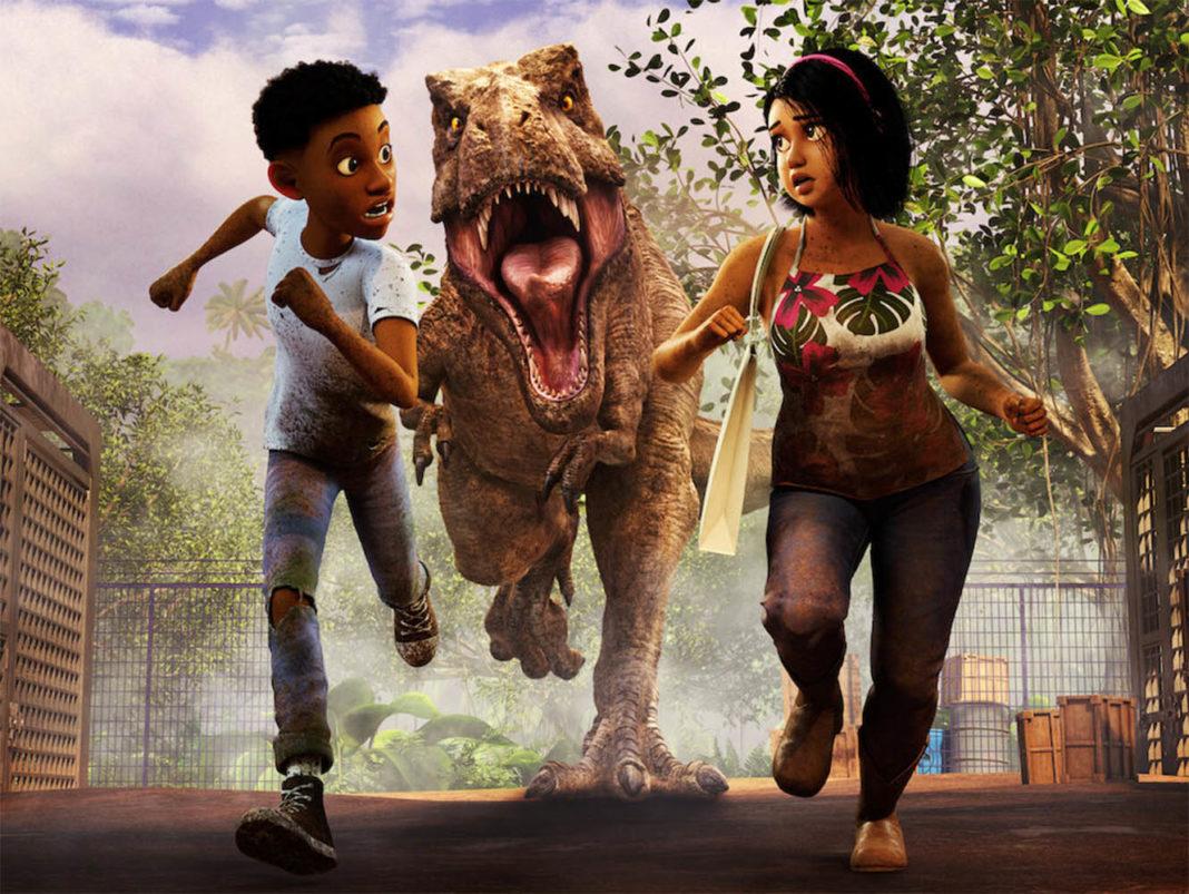 Jurassic World: Campamento Cretácico temporada 2
