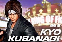 Kyo The King of Fighters XV