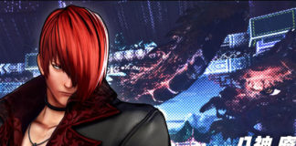 Iori The King of Fighters XV