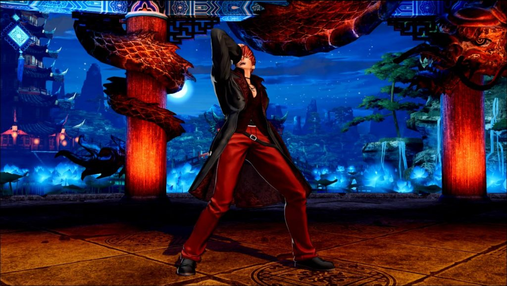 Iori The King of Fighters XV