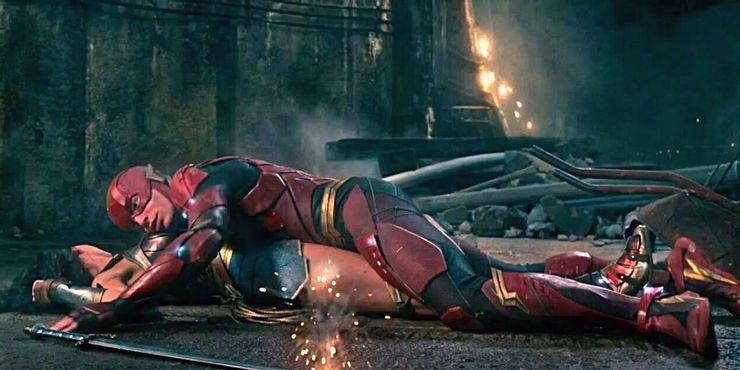 Zack Snyder jamás habría filmado ésto