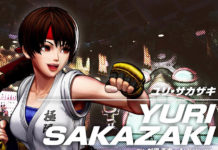 Yuri The King of Fighters XV
