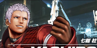 Yashiro The King of Fighters XV