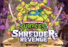 Las Tortugas Ninja Aquí Están