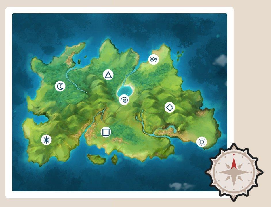 Región Lental en New Pokémon Snap