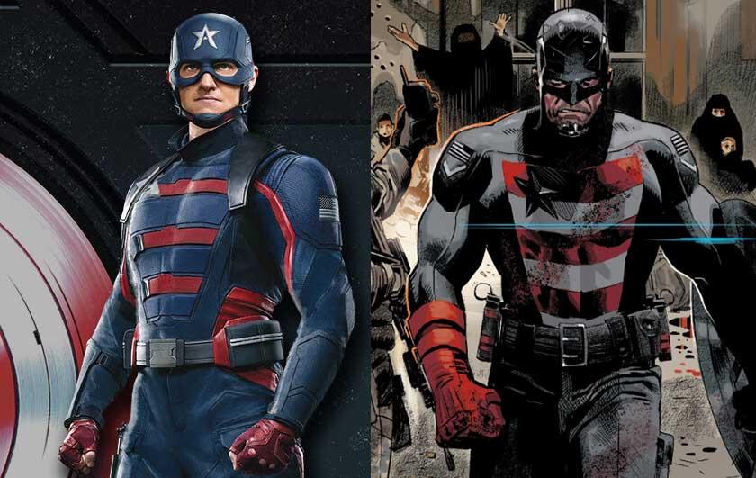 Universo Cinematográfico de Marvel: John Walker U.S. Agent,