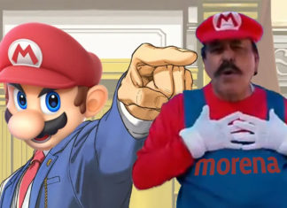 Morena VS Nintendo