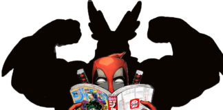 Deadpool y All Might