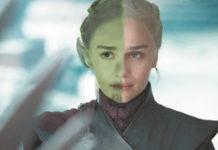 Emilia Clarke reina skrull