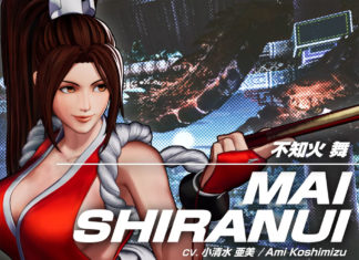 Mai The King of Fighters XV