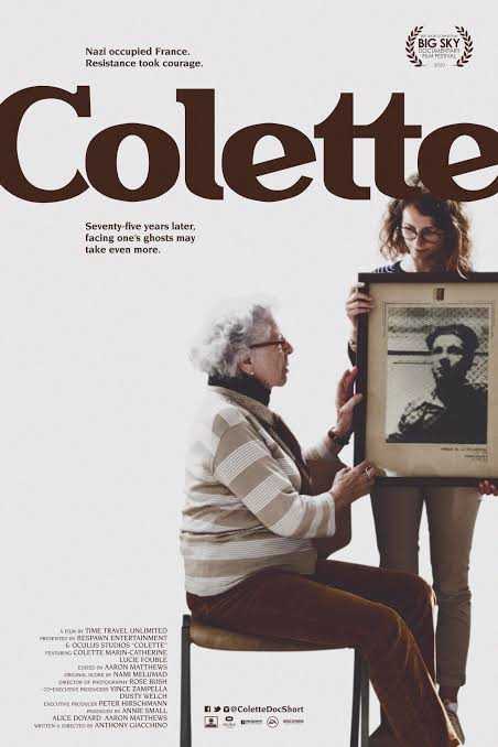 Medal of Honor Collette