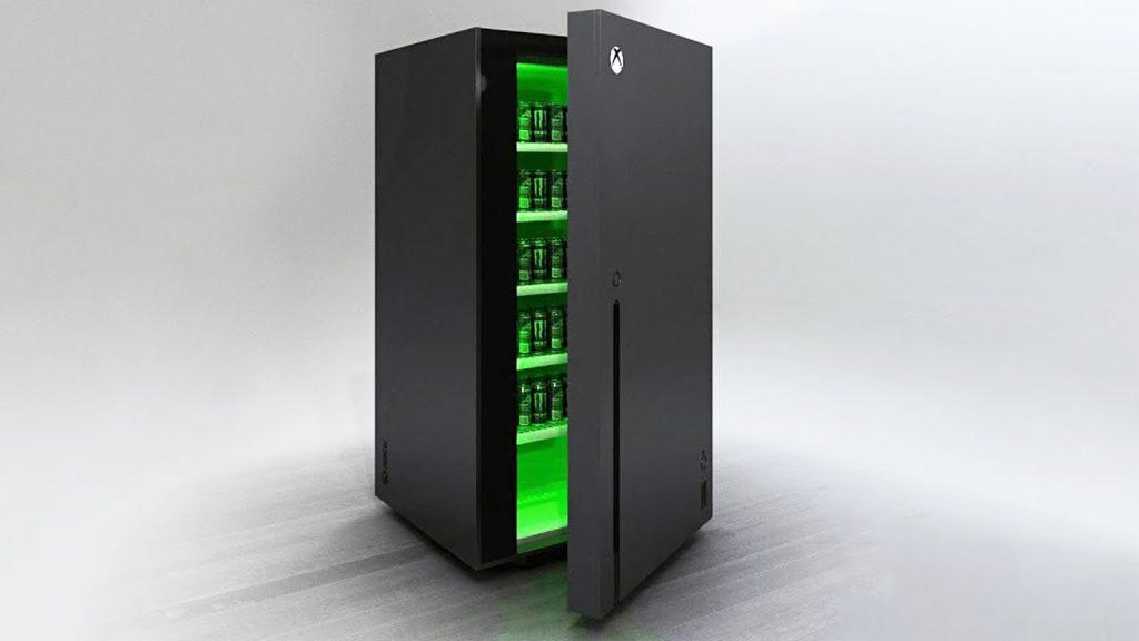 Mini Refrigerador Xbox