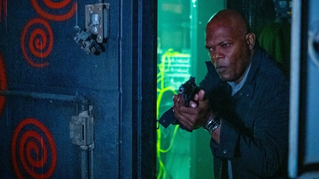 Spiral: from the book of Saw Samuel L. Jackson